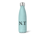 Insulated Personalised Initial Bottle
