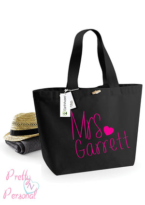 Mrs Shopper/Beach Bag