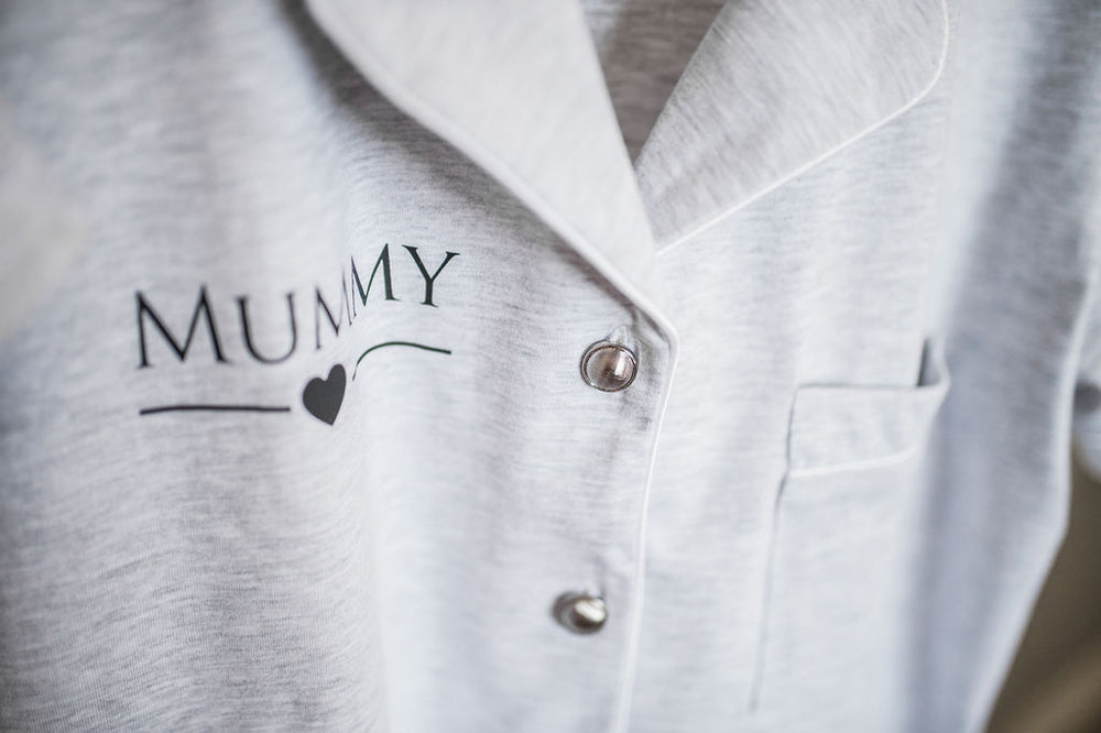 Full Name Heart Cotton Pyjamas