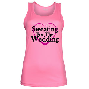 Sweating For The Wedding - Vest
