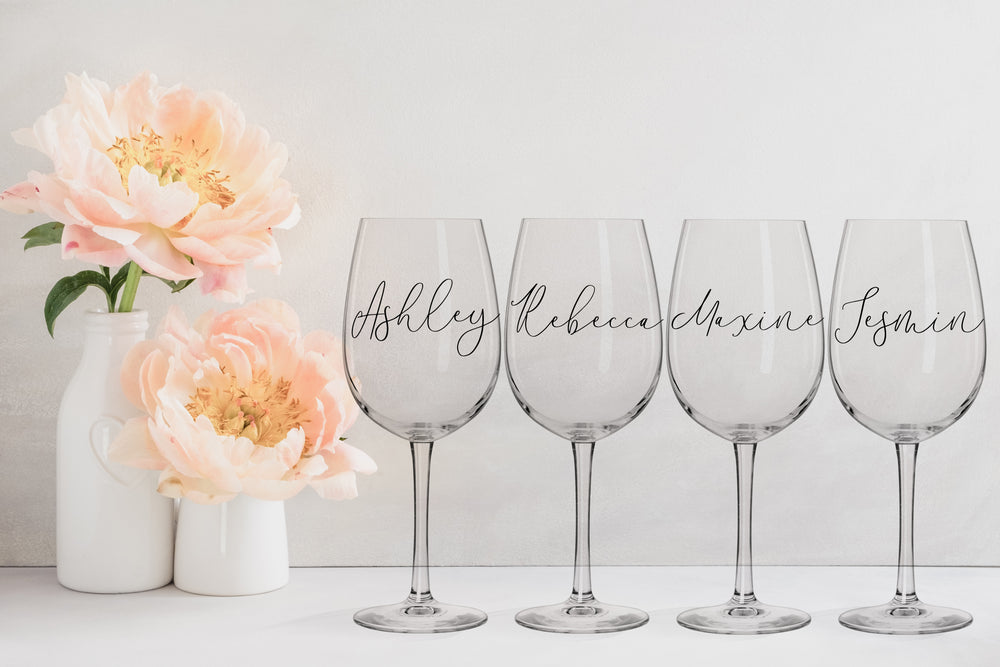 Serenity Wine Glass