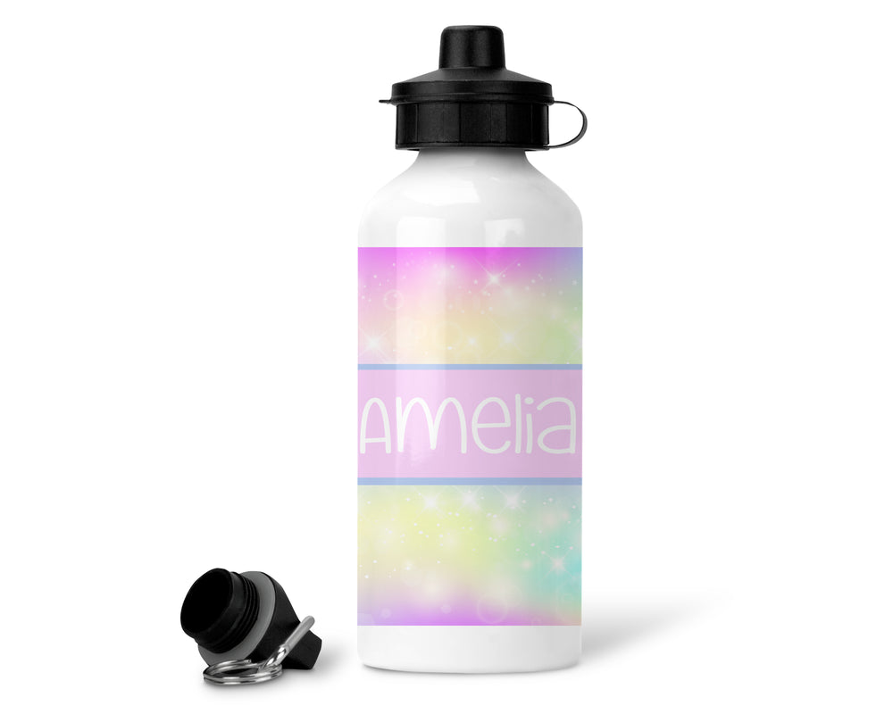 Personalised Water Bottle - Sparkle