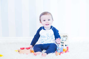 Boys Personalised Dream Big Pyjamas