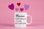 Plenty Of Fish Valentines Mug