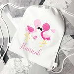 Child's Personalised String Bag