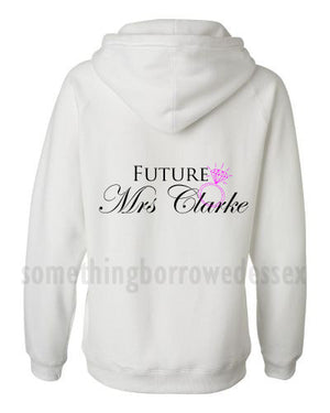Future Mrs Personalised Hoodie