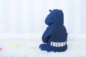 Personalised Name Onesie with Ears