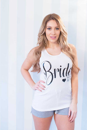 Wedding Bride To Be Pyjamas With Free Bag