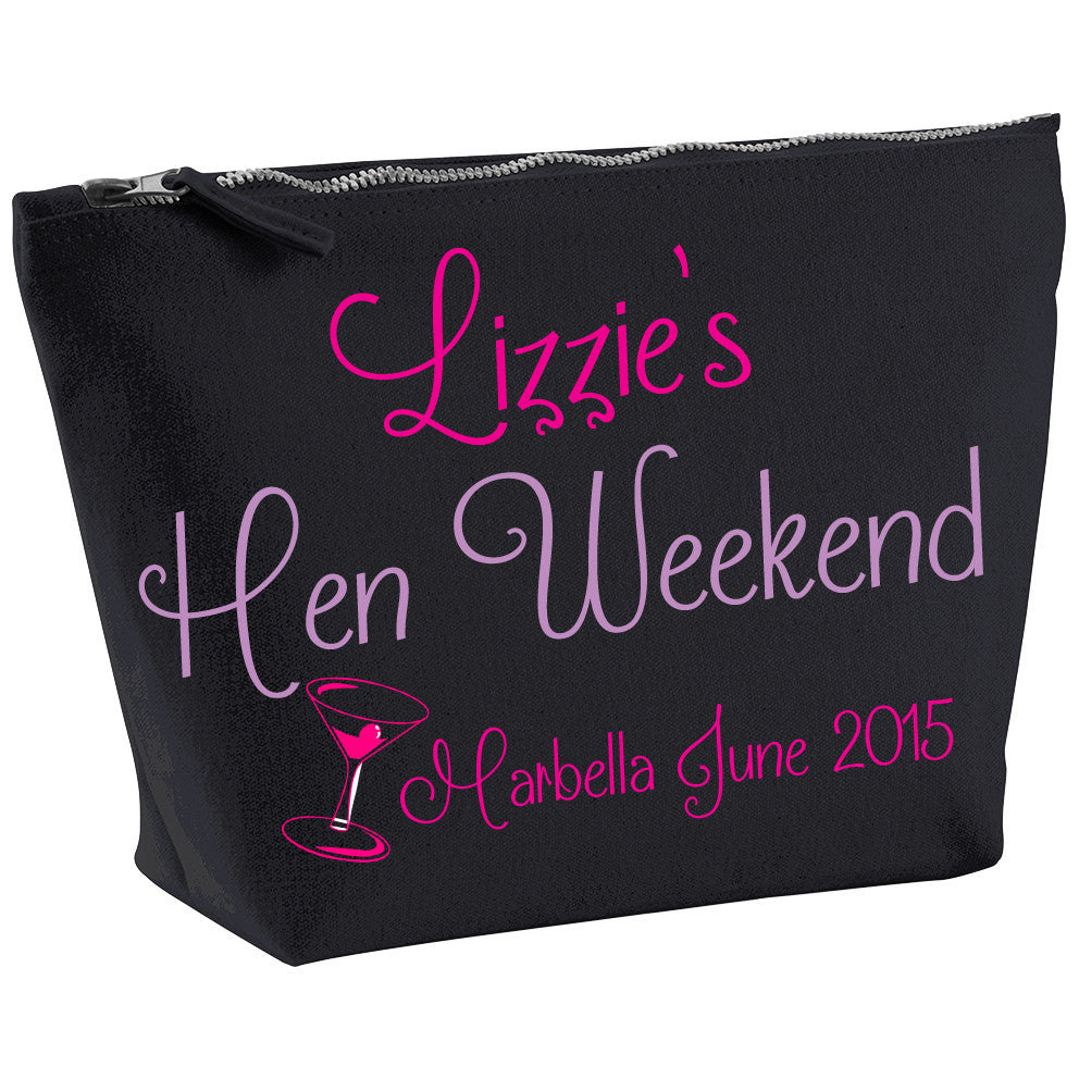 Hen Weekend Travel Bag