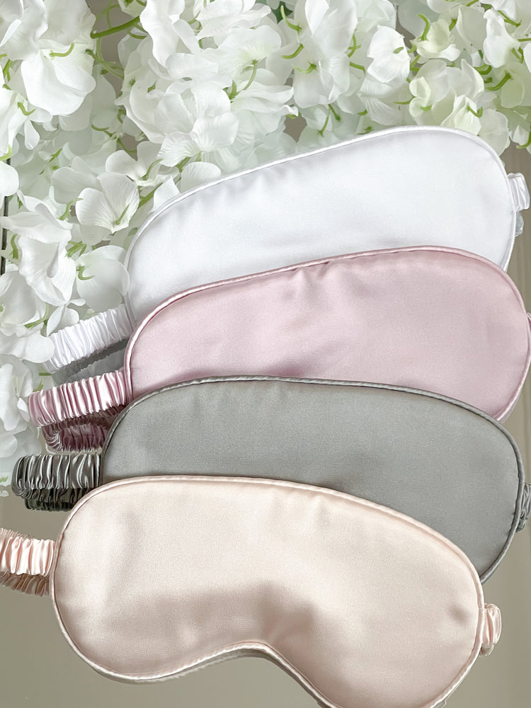 Lottie Satin Eye Mask - All Colours