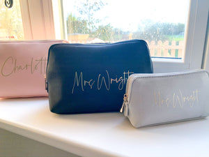 Personalised Name Boutique Case Bag