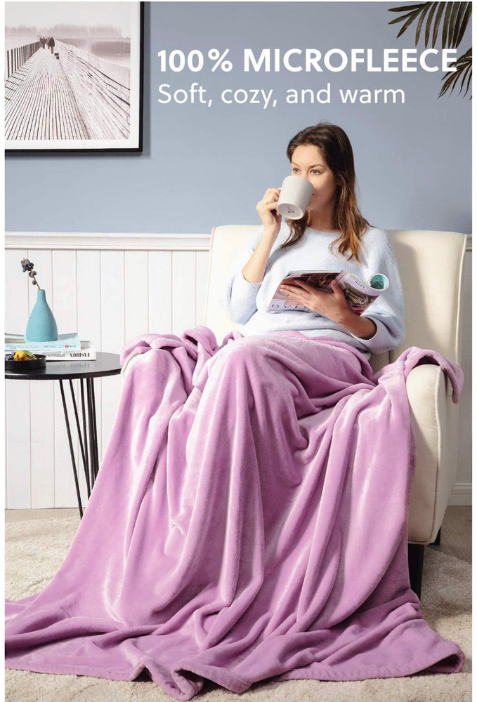 Snuggle Fleece Blanket
