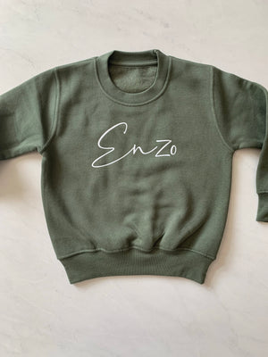 Signature Child's Sweater