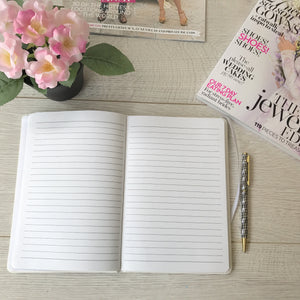 So much to do before we say I do, wedding notebook