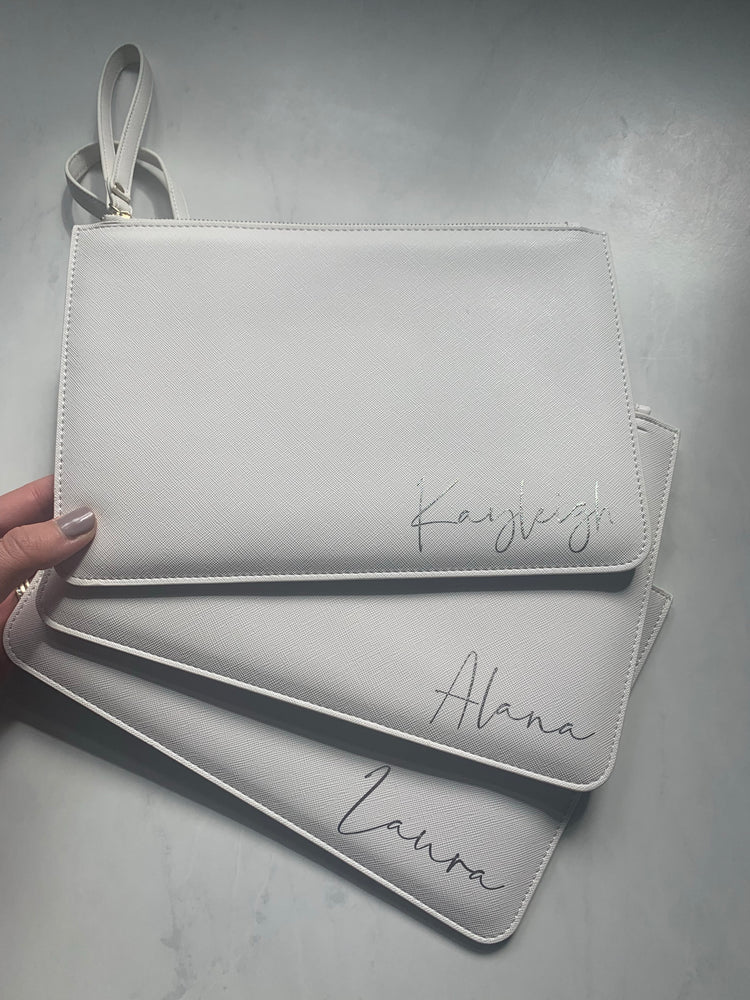 Name Boutique Clutch Bag