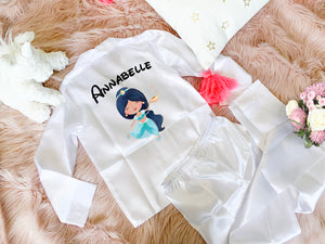 Child's Princess Pyjama Set