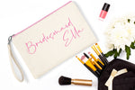 Paloma Personalised Make Up Bag