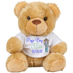 Plush brown Boys Bear