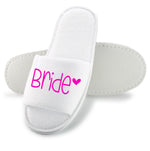 Ladies Wedding Slippers