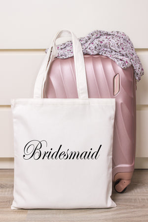 Wedding Tote Bag