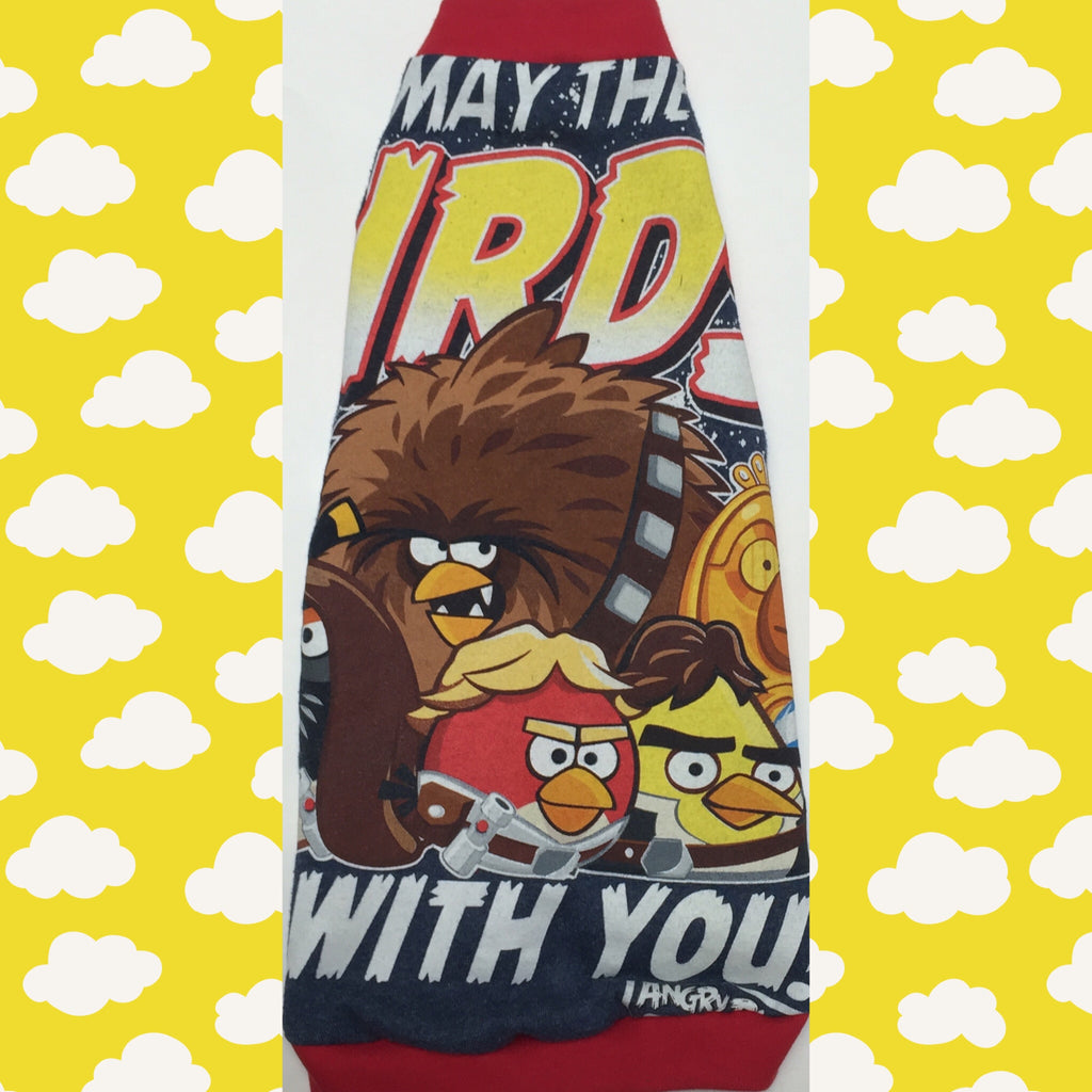 May the Birds be with you! - Angry Birds - Nudie Patooties