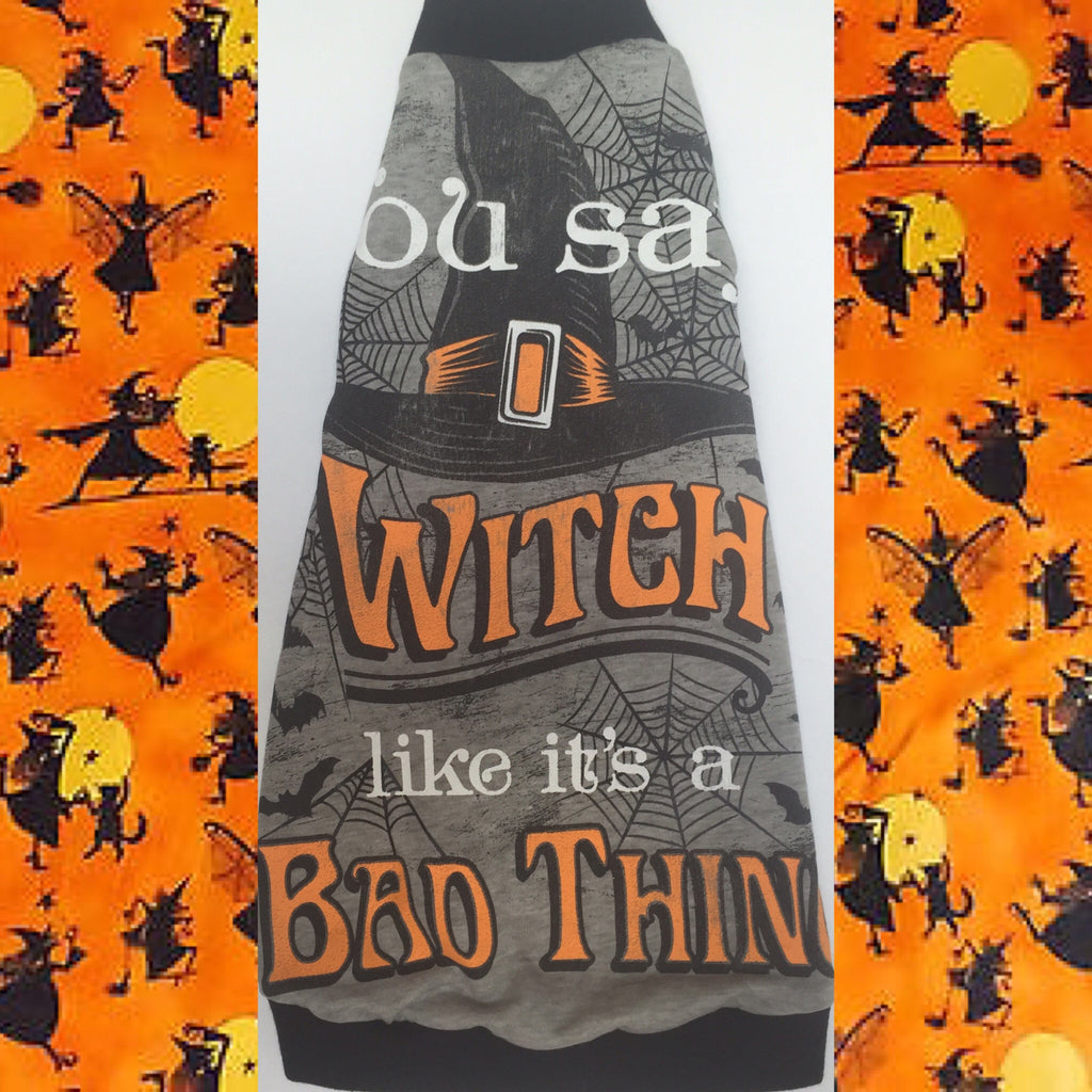You say witch like it's a bad thing - Nudie Patooties