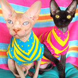 Pink and Yellow Stripe - Nudie Patooties