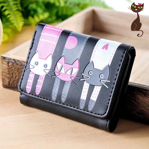 Cat Wallet - Nudie Patooties