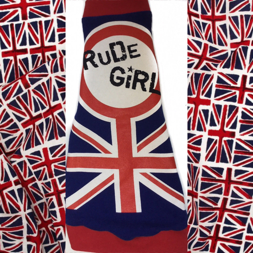 United Kingdom Rude Girl - Nudie Patooties