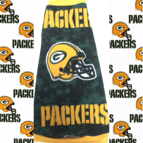 "Packers Fleece ""Green and Gold"" - Nudie Patooties"