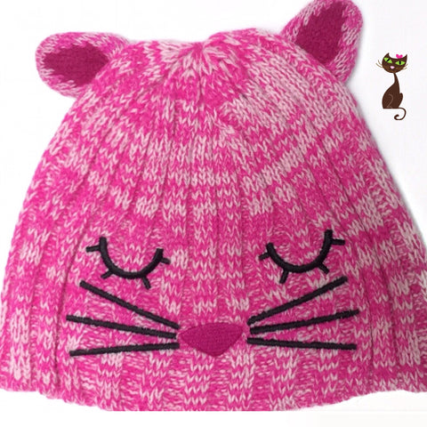 Kids Cat Hat