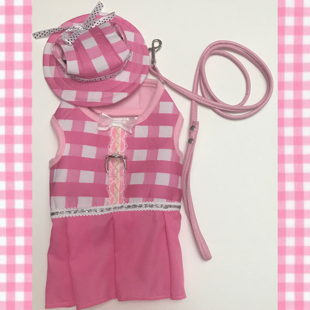 Summer Style Set - Nudie Patooties/ cat harness