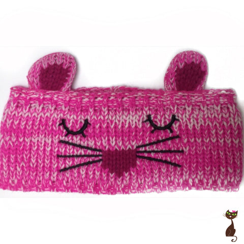 Kids Cat Ear Warmer