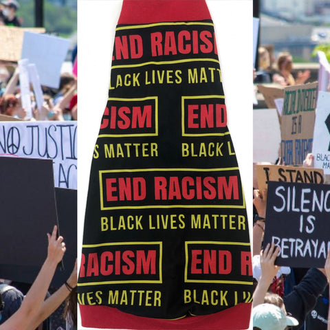 Black Lives Matter, End Racism