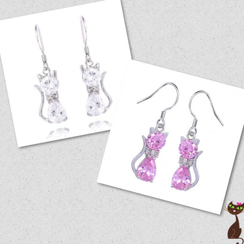 Sparkle Dangle Earrings