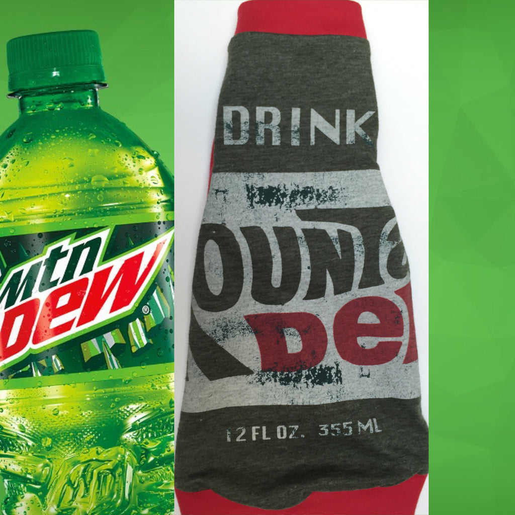 Mountain Dew - Nudie Patooties