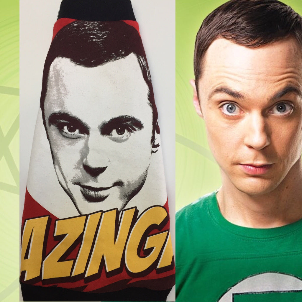 The Big Bang Theory - Bazinga - Nudie Patooties