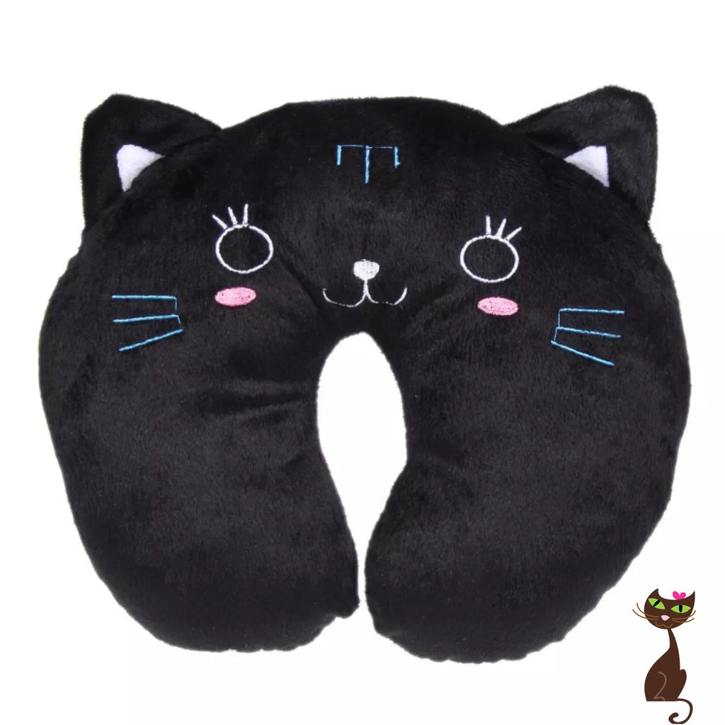 Cat Travel Neck Pillow - Nudie Patooties  Sphynx cat clothes for your sphynx cat, sphynx kitten, Donskoy, Bambino Cat, cornish rex, peterbald and devon rex cat.