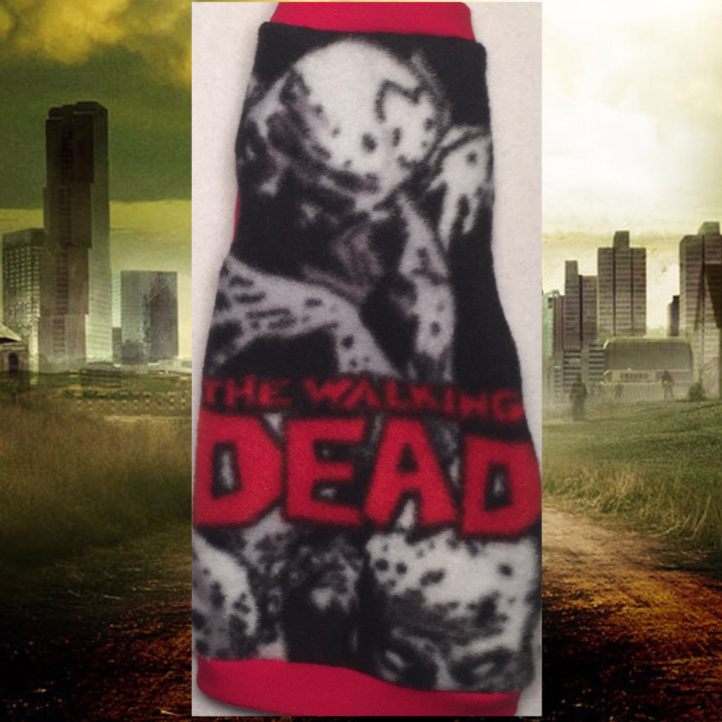 The Walking Dead Fleece - Nudie Patooties