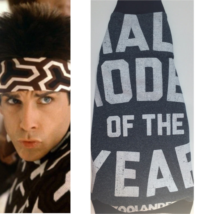 Male Model of the Year: Zoolander - Nudie Patooties