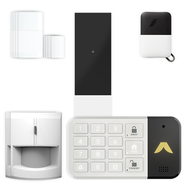 Smart Security Kit Elite (Shipping Week of May 10th)