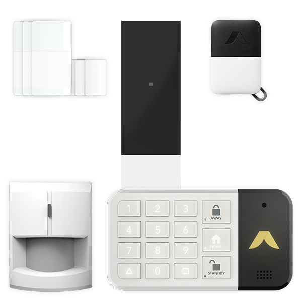 Smart Security Kit Plus (Ships Next Week)