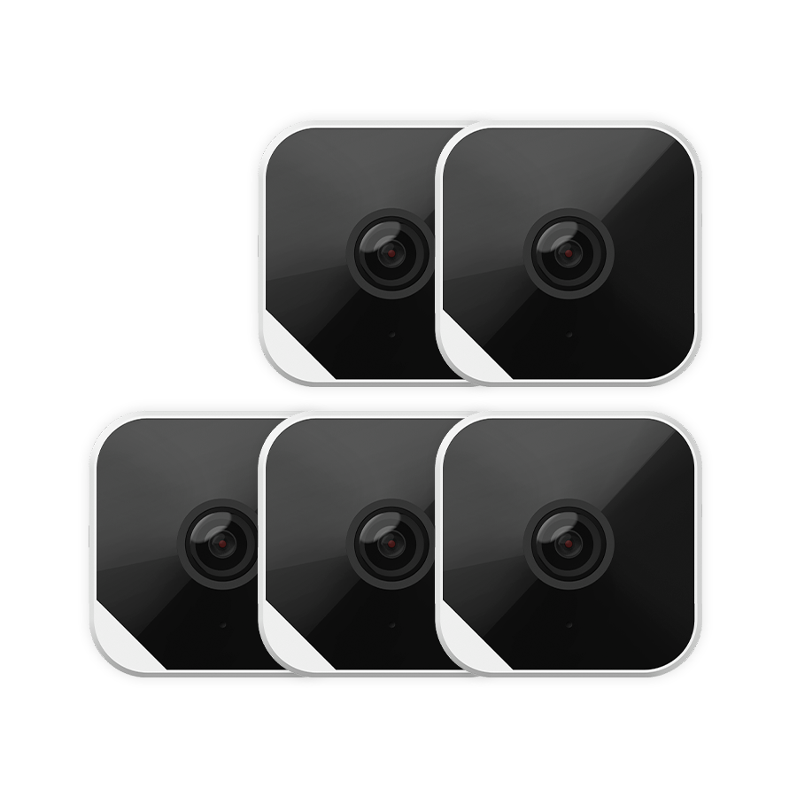 Abode Cam 2 5-Pack (Shipping Week of 4/26)