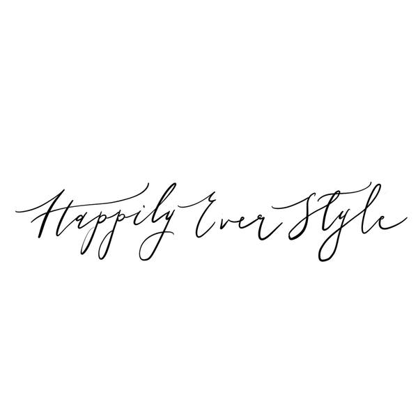 Happily Ever Style