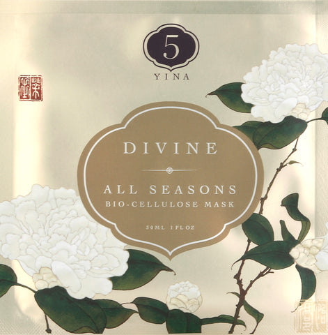 DIVINE ALL SEASONS BIOCELLULOSE MASK