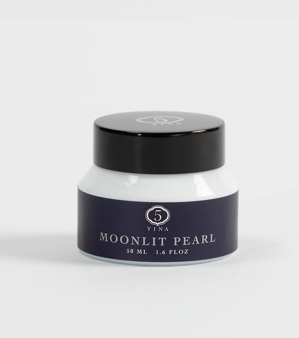 Moonlit Pearl Mask