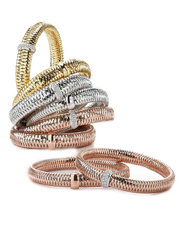 Roberto Coin Primavera collection Bangles
