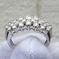 1.00CT DIAMOND RING 14KT GOLD