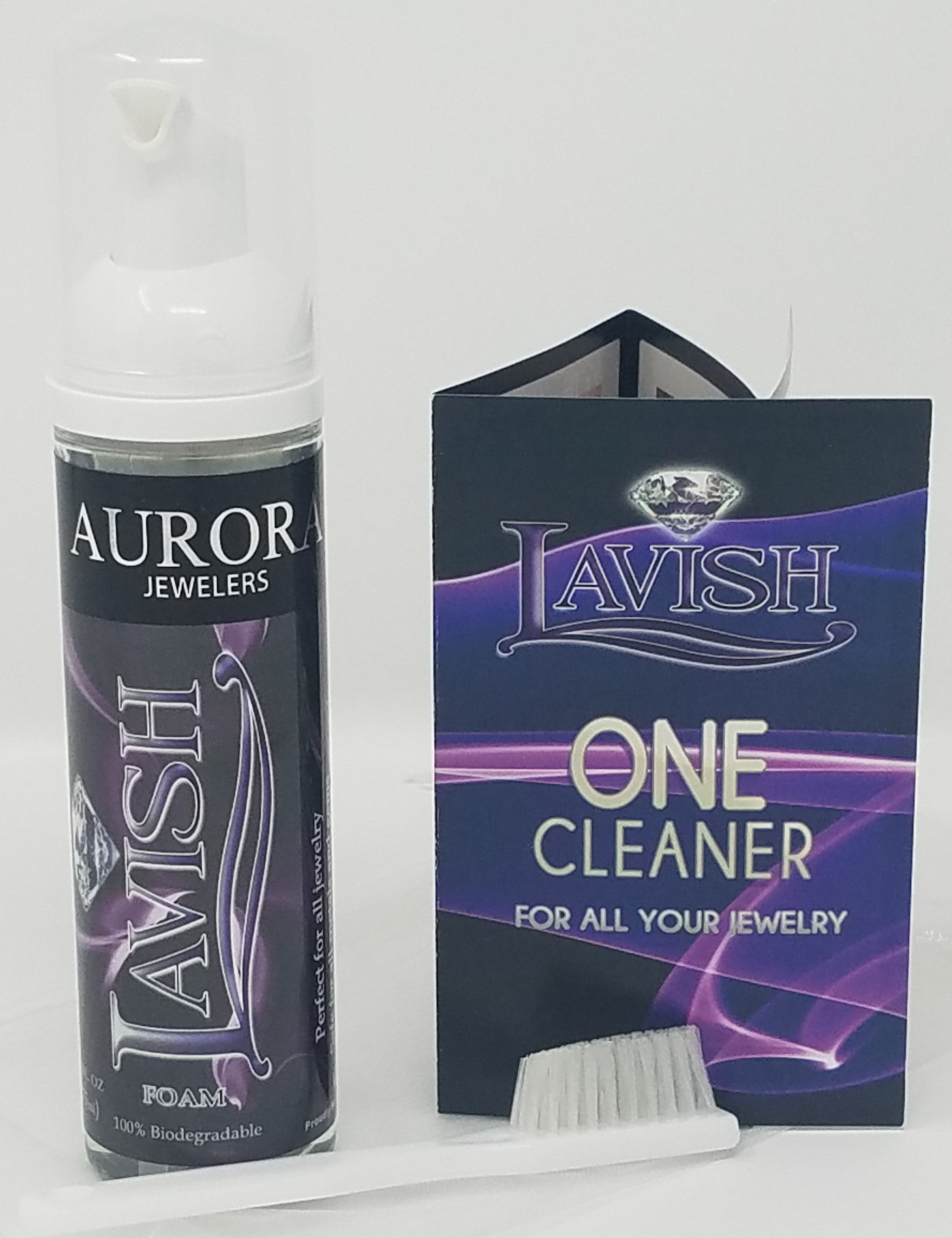 Aurora Jewelers Jewelry Cleaner Kit