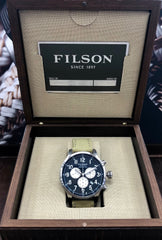 Filson Watch MACKINAW FIELD 43MM